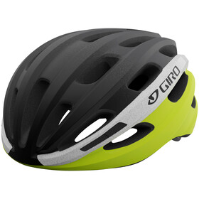 Giro Isode MIPS Fietshelm, matte black fade/highlight yellow